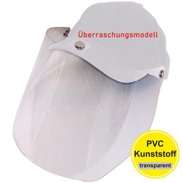 PVC-Visier Basecap - Überraschungsmodell