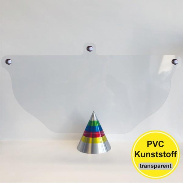 PVC-Ersatz Visier - für Basecap